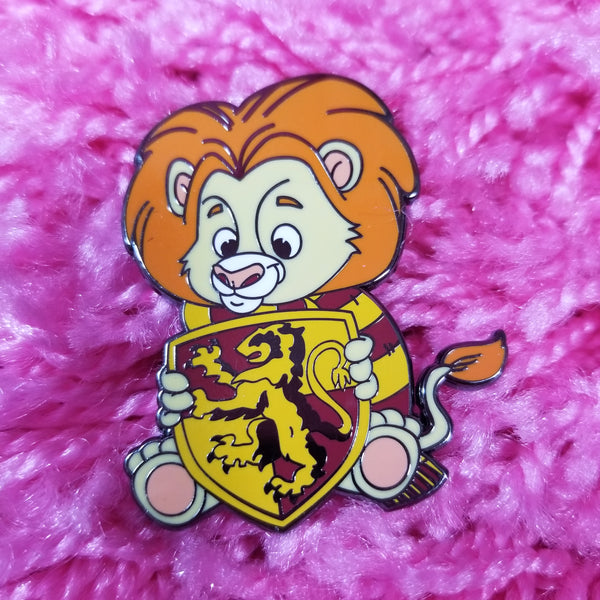 Wizarding House Gryffindor Pin