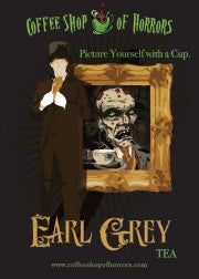 Tea For a Dorian Grey? - Earl Grey Tea 3oz Loose Leaf Tea