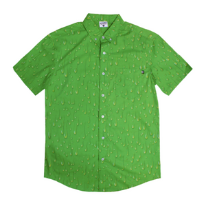 Slime Button Down
