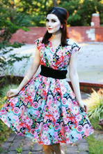 Load image into Gallery viewer, Alice's Wonderland Dress