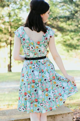 Two for Tea Party Dress