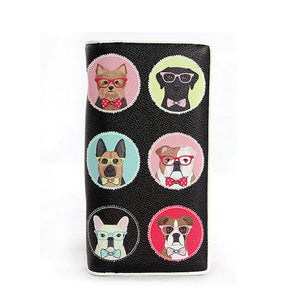 Dogs of Fashion Wallet