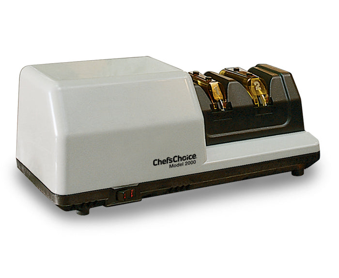 Chef'sChoice Commercial Diamond Hone Knife Sharpener Model 2000