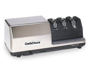 Chef'sChoice Commercial EdgeSelect Diamond Hone Knife Sharpener Model 2100