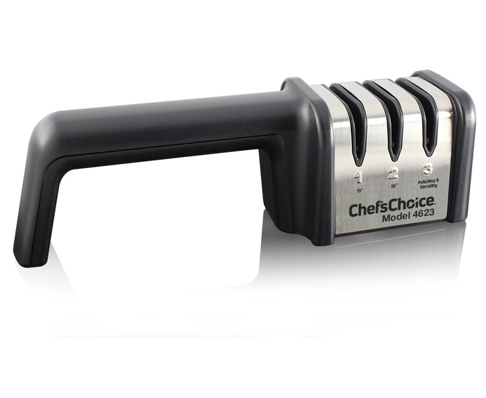Chef'sChoice® AngleSelect® Diamond Hone® Knife Sharpener Model 4623