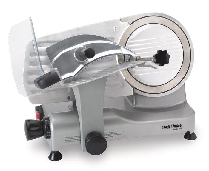 Chef'sChoice Professional Electric Food Slicer Model 663