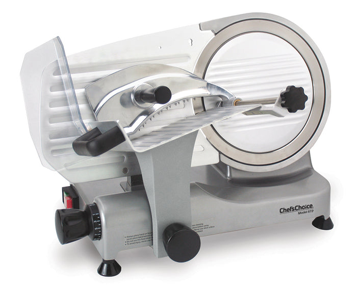 Chef'sChoice Professional Electric Food Slicer Model 672