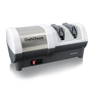Chef'sChoice Ceramic+Steel Model 702 Electric Knife Sharpener-Sharpeners-Chef's Choice by EdgeCraft