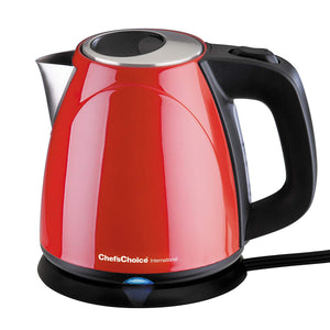 Chef'sChoice Cordless Compact Electric Kettle Model 673
