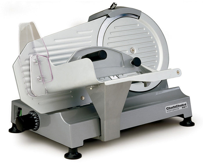 Chef'sChoice® International™ Professional Electric Food Slicer Model 667