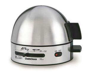 Chef'sChoice Gourmet Egg Cooker Model 810