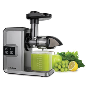 Chef'sChoice Horizontal Cold Press Masticating Juicer-Juicers-Chef's Choice by EdgeCraft
