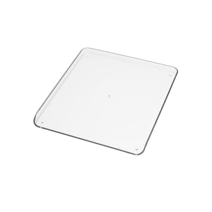 FOOD TRAY, CLEAR PLASTIC-part-Chef's Choice by EdgeCraft