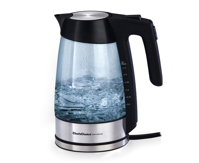 Chef'sChoice® Cordless Electric Glass Kettle Model 679