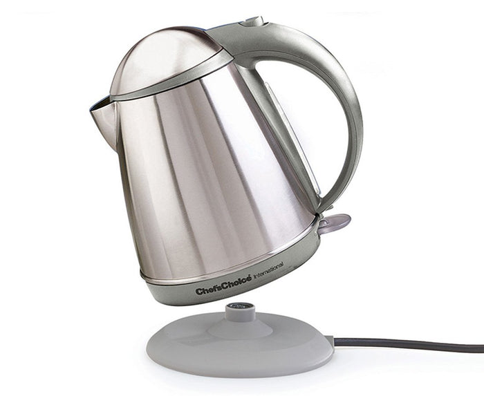 Chef'sChoice Cordless Electric Kettle Model 677SSG