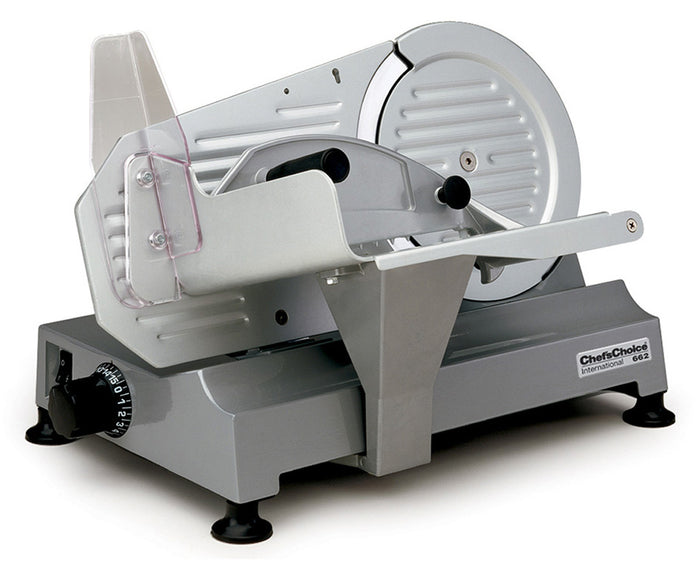 Chef'sChoice® International™ Professional Electric Food Slicer Model 662