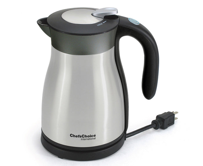 Chef'sChoice International KeepHot Electric Kettle Model 692