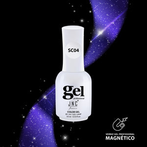 Cor Magnética JNC SC04 - Purple energy - 10 Ml - Portuguese Beauty School