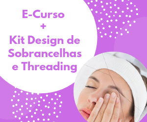 Curso + Kit de Design de Sobrancelhas - Portuguese Beauty School