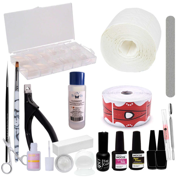 Kit de Estilismo de Unhas de Gel e Verniz de Gel - Portuguese Beauty School