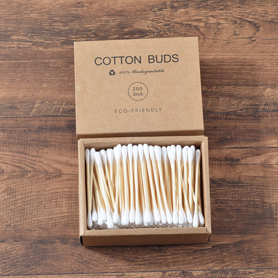 Bamboo Ear Swabs