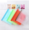 Earth Friendly Zero-Waste Reusable Silicone Food Bags (4 pcs set)