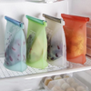 Zero-Waste Reusable Silicone Food Bags (4 Piece Set)