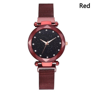 Six Colors Starry Sky Watch Perfect Gift Idea!(Buy 2 Free Shipping)