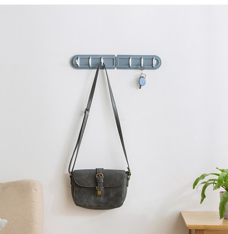 (BUY 5 GET 2 FREE & FREE SHIPPING) Wall Corner Folding Hook- Things You Should Be Hanging in Your House for Better Storage