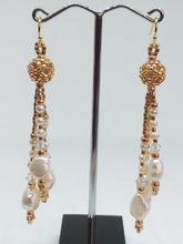 Load image into Gallery viewer, Baroque Drop Earrings