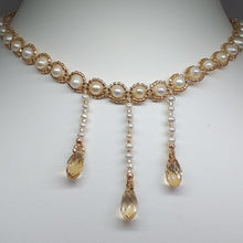 Load image into Gallery viewer, Aphrodite's Tears Choker Necklace