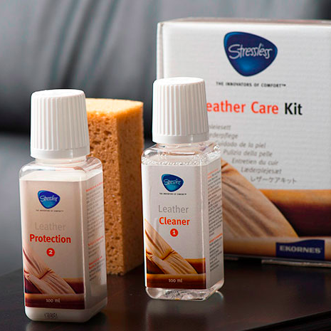 Stressless Leather Cleaning Kit 250ml