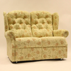 Abbey Upholstered 2 Seater Sofa