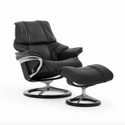 Stressless Reno Recliner Chair with Footstool