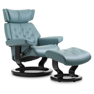 Stressless Skyline Chair with Footstool