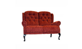 Abbey Queen Anne 2 Seater Sofa
