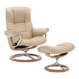 Stressless Mayfair Recliner Chair with Footstool
