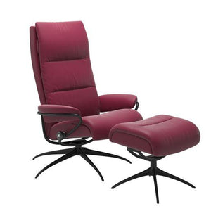 Stressless Tokyo Chair with Footstool