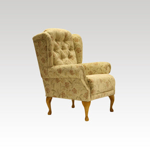 Abbey Queen Anne Chair