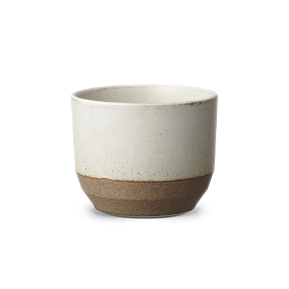 'Ceramic Lab' White Tumbler