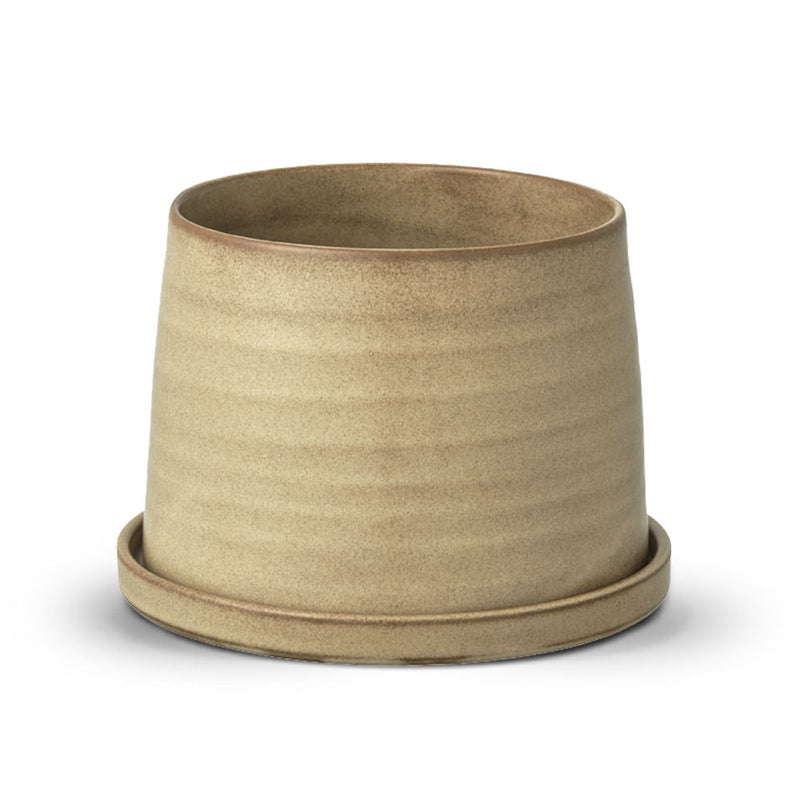 'Plant Pot 192' Natural Planter