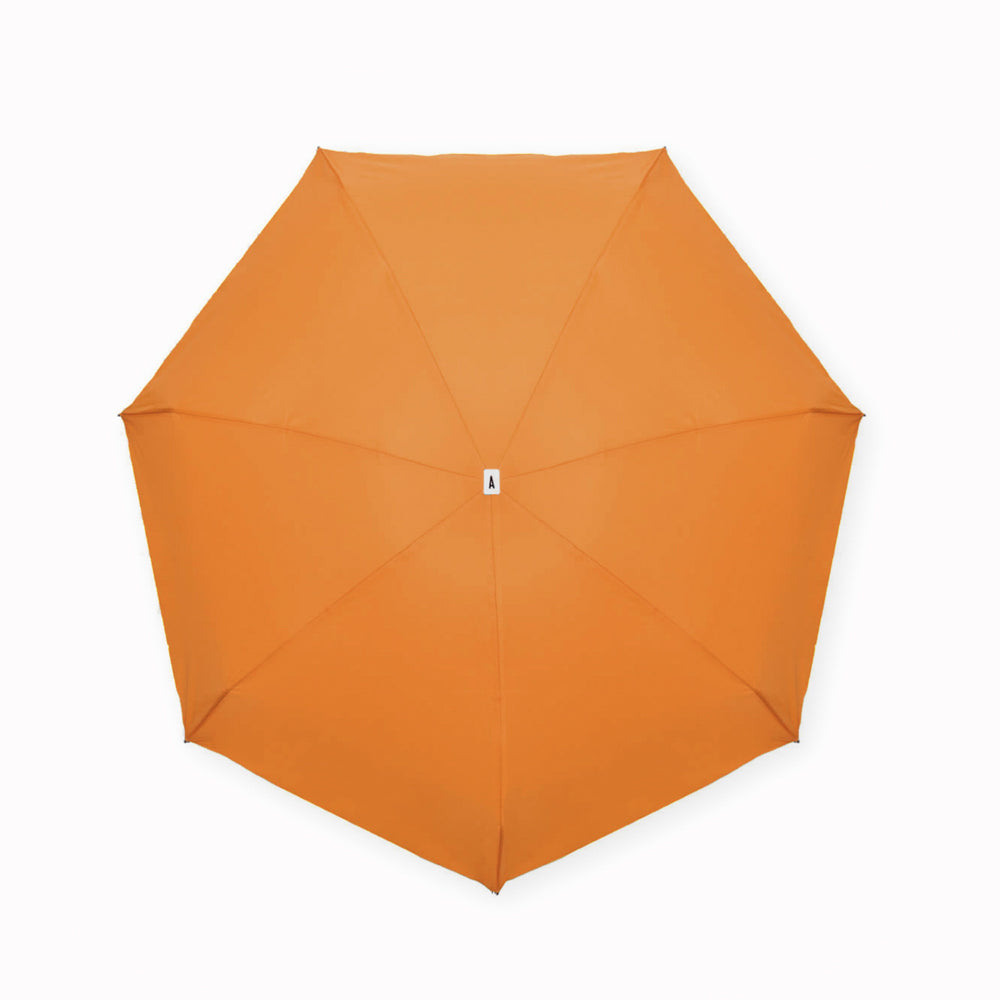 'Auguste' Orange Umbrella