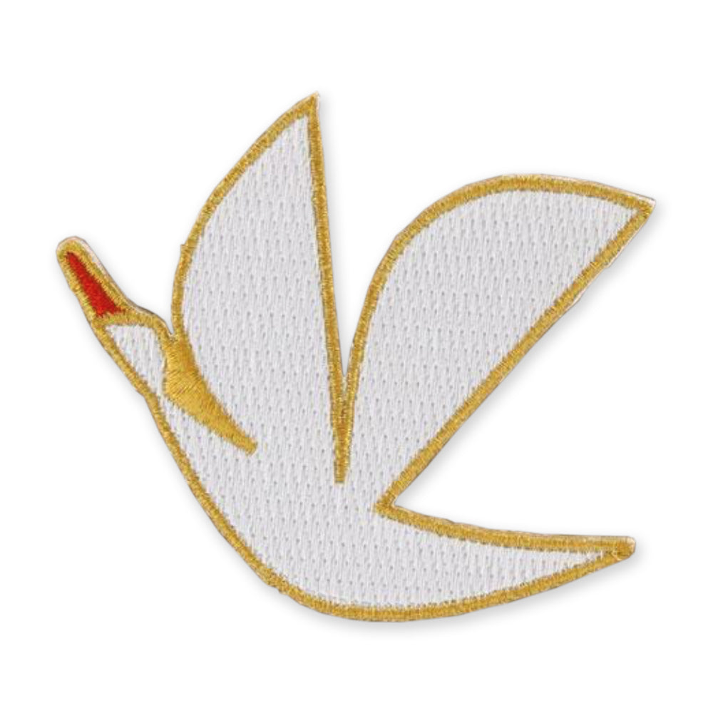 'Flying Bird' Patch
