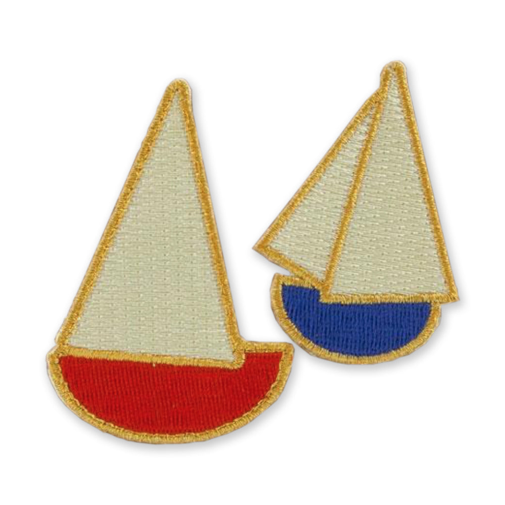 'Sailboats' Patches