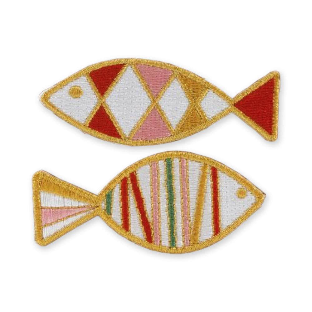 'Fish' Patches