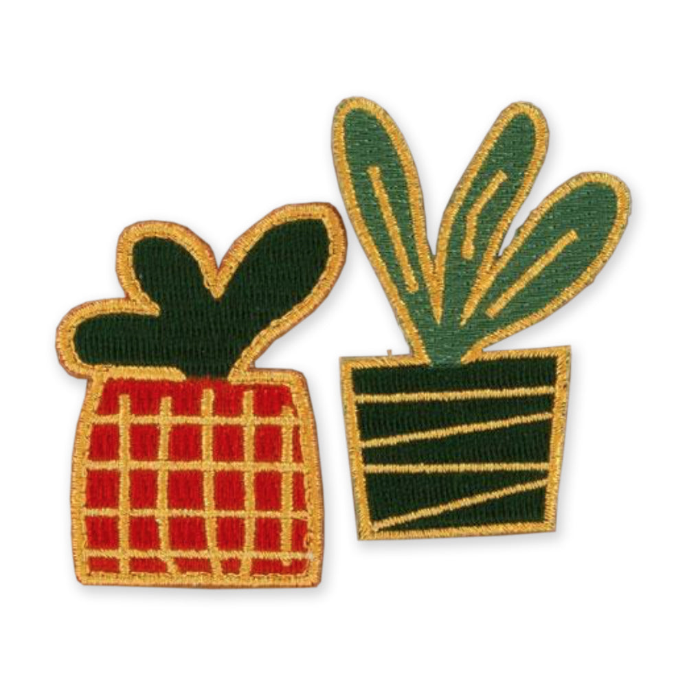'Little Plants' Patches