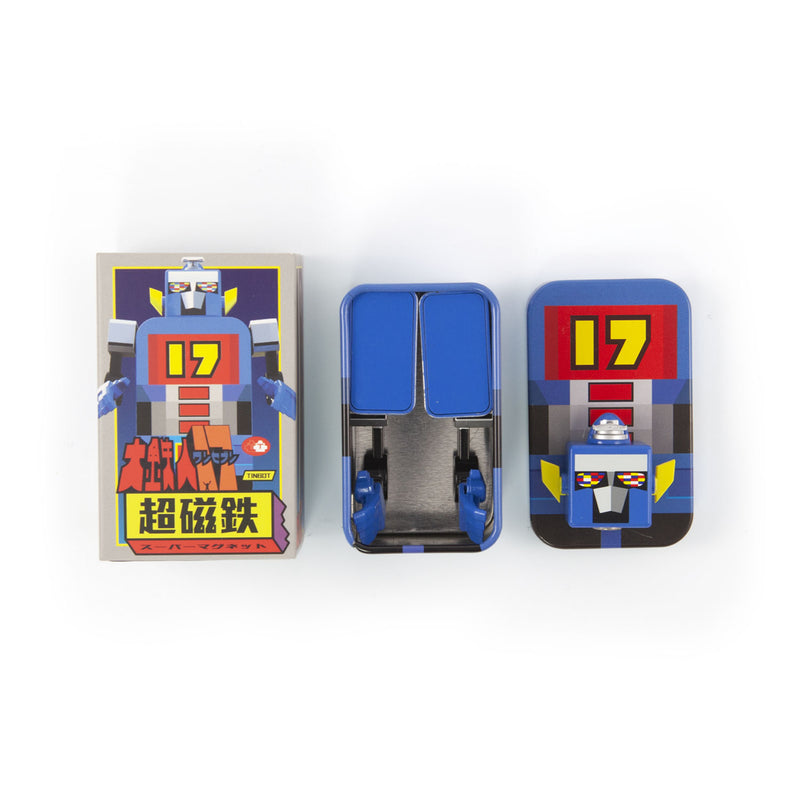 'Daitetsujin 17' Collectible Robot