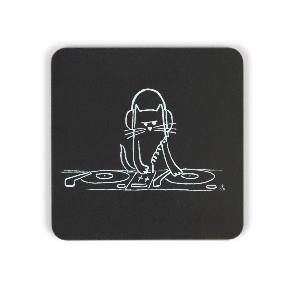 'In The Mix' Coaster by Christopher David Ryan
