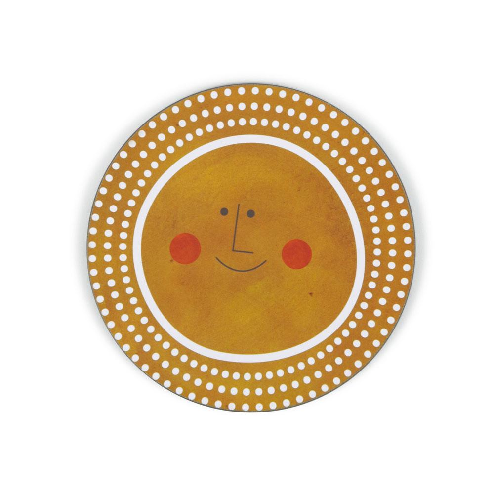 'Sunshine' Coaster