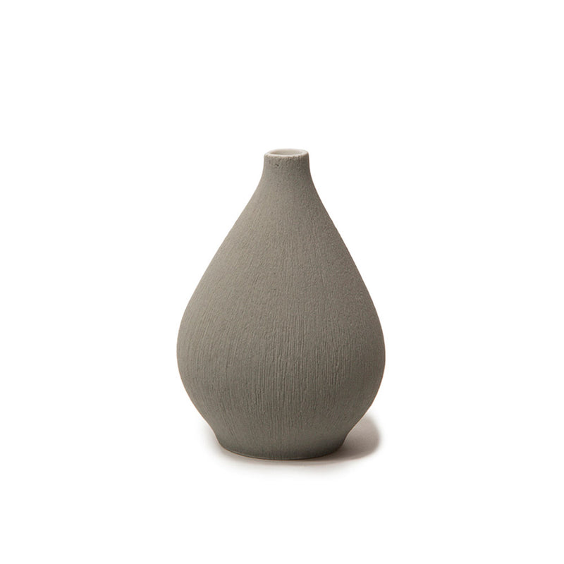 'Kobe' Light Grey Vase